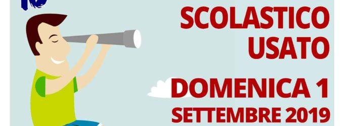 Albano Laziale, domenica 1 settembre il 10° Mercatino del Libro Scolastico Usato