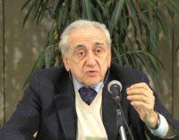 Francesco Sabatini, ospite del convegno su Achille Campanile a Velletri