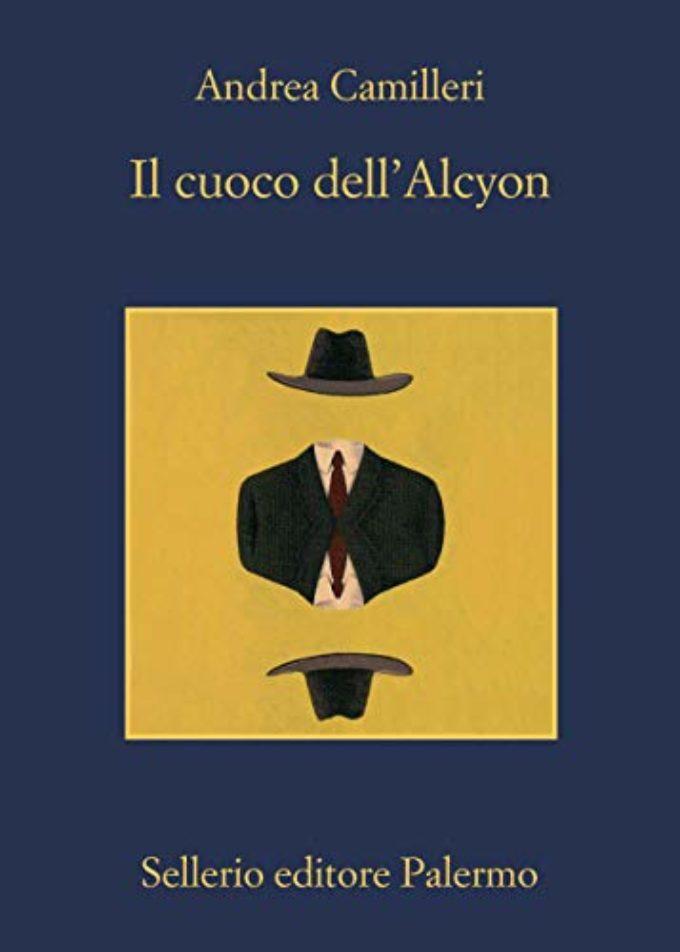 #Nonleggeteilibri – Il cuoco dell'Alcyon: Montalbano fa le prove per lasciarci…