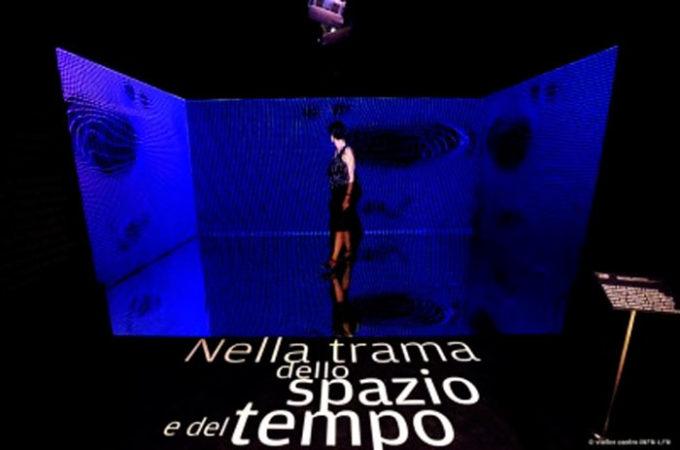 Ad Alghero, la mostra dove i visitatori deformano e incurvano lo spazio