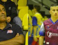 """Club Basket Frascati, Fernando Monetti: """"Roberto Giammò e Manuel Monetti due colonne del settore giovanile"""""""