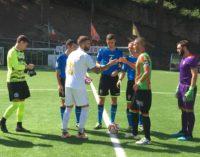 """Prima sconfitta in campionato: allo """"Stadium"""" vince la Vis Artena"""