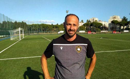 """Ssd Roma VIII (calcio, I cat.), mister Fiaschetti: """"Indicazioni positive dalla prima amichevole"""""""
