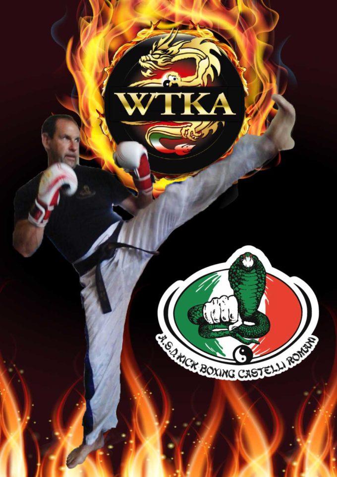 Sport: Kick Boxing-