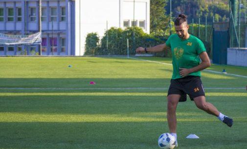"""Vicovaro (calcio, Prom.), capitan Figlioli: """"Il k.o. all'esordio? C'è tempo per rimediare"""""""