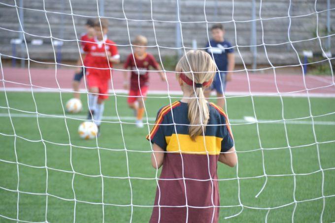 """Football Club Frascati, un'iniziativa """"rosa"""": per le bambine la Scuola calcio è gratuita"""