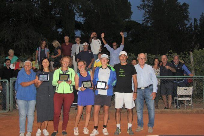 """Tc New Country Frascati (tennis): terminata la tappa del """"Circuito dei Castelli"""", Maccari super"""