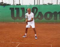 """Tc New Country Frascati, il tennis è senza età: dal 12 ottobre c'è la tappa del circuito """"Veterani"""""""
