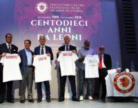Grande successo per la festa dei 110 anni del Trastevere Calcio
