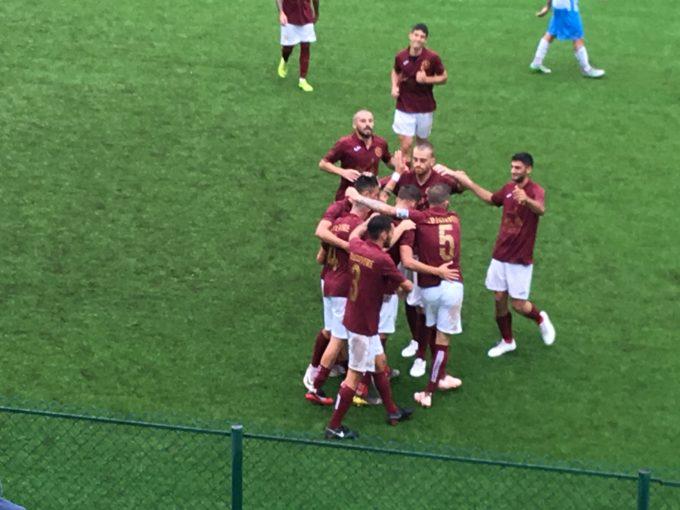 Il Trastevere vince e convince: 2-1 all'Aprilia