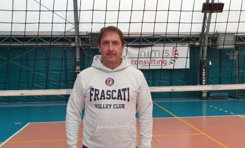 """Volley Club Frascati (Under 18 territoriale), il neo coach Vitozzi: """"Essere qui è motivo d'orgoglio"""""""