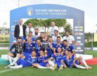 Cs – Poste Italiane si conferma campione e vince la Azzurri Partner Cup a Coverciano