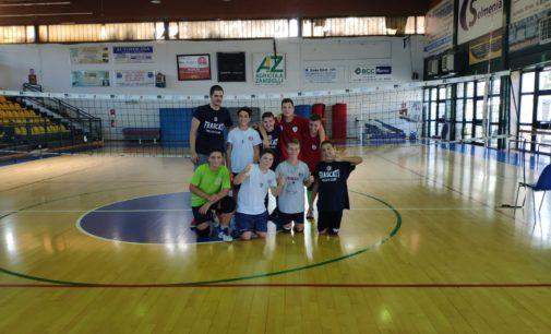 """Volley Club Frascati (Under 14/m), Bilancioni: """"Siamo pronti per l'inizio del campionato"""""""