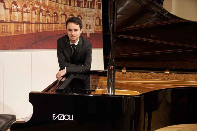 Pianisti a Casa Verdi