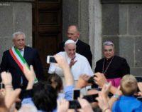 Papa Francesco ad Albano Laziale, Marini: «Giornata speciale»