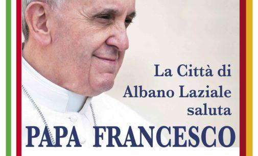 Albano Laziale: visita Papa Francesco, gli orari