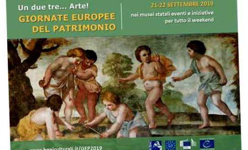 Soprintendenza Archeologia,  per le province di Frosinone, Latina e Rieti    Giornate Europee del Patrimonio 2019