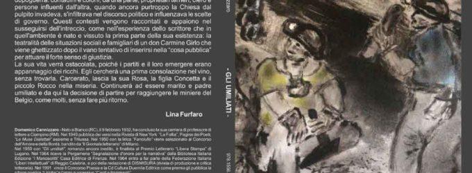 """""""Gli umiliati"""" di Domenico Cannizzaro"""
