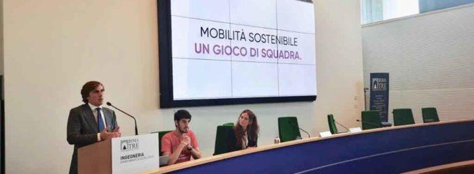 Settimana Europea della Mobilità a Roma Tre