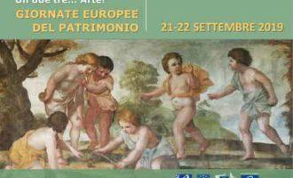 BIBLIOTECA STATALE DEL MONUMENTO NAZIONALE DI GROTTAFERRATA –Giornate Europee del Patrimonio