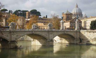 Roma senza auto:  quante emissioni di Co2 in meno?