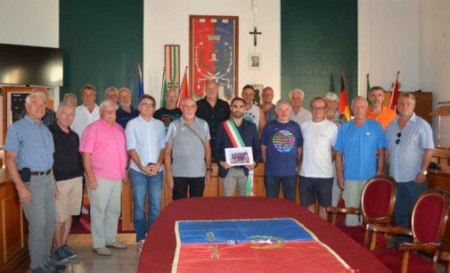 Pomezia – Il Sindaco riceve delegazione volontari Cimitero Tedesco