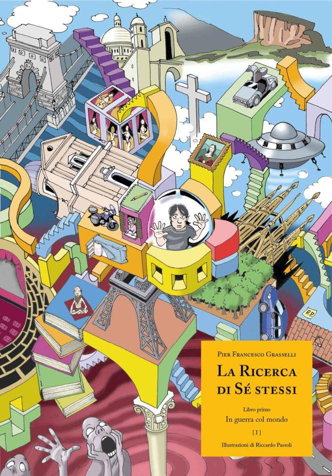 """Pier Francesco Grasselli fra i premiati all'Edizione 2019 del Premio """"Books for Peace"""""""