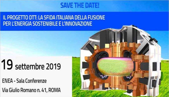 Il progetto DTT, la sfida italiana della fusione per l'energia sostenibile e l'innovazione