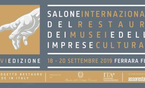 Al via la XXVI edizione del Salone Internazionale del Restauro