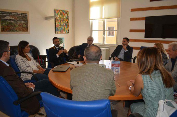 Pomezia – Scuole, incontro tra Amministrazione e dirigenti scuole secondarie di II grado