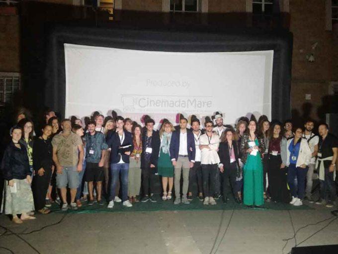 Cinemadamare, conclusa la tappa di Pomezia