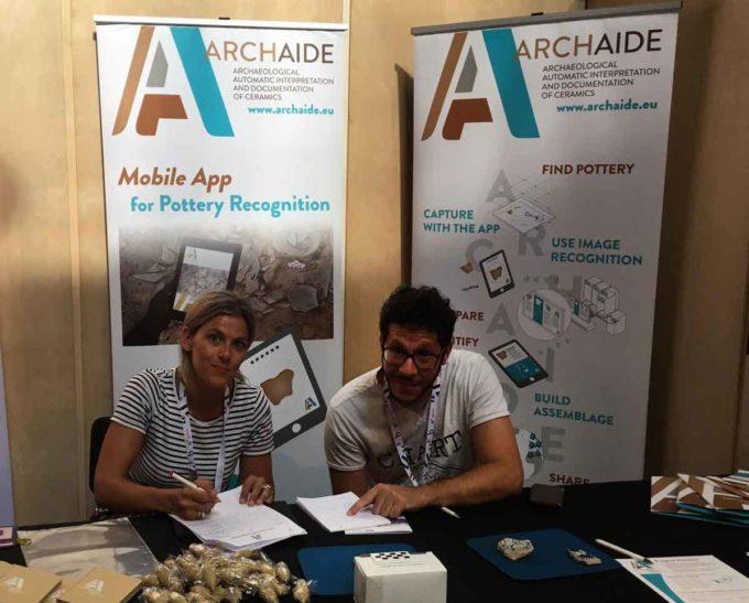 """Con la App ArchAIDE gli archeologi si """"trasformano"""" in detective hi-tech"""