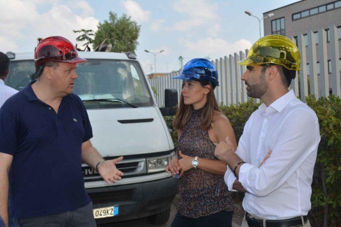 Pomezi – Via Campobello, partono i lavori di riqualificazione e adeguamento della viabilità