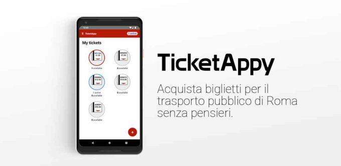 Nasce TicketAppy