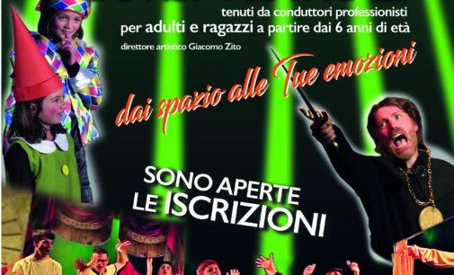 Corsi teatrali all'Accademia Bernini: 'Crescere con il teatro'