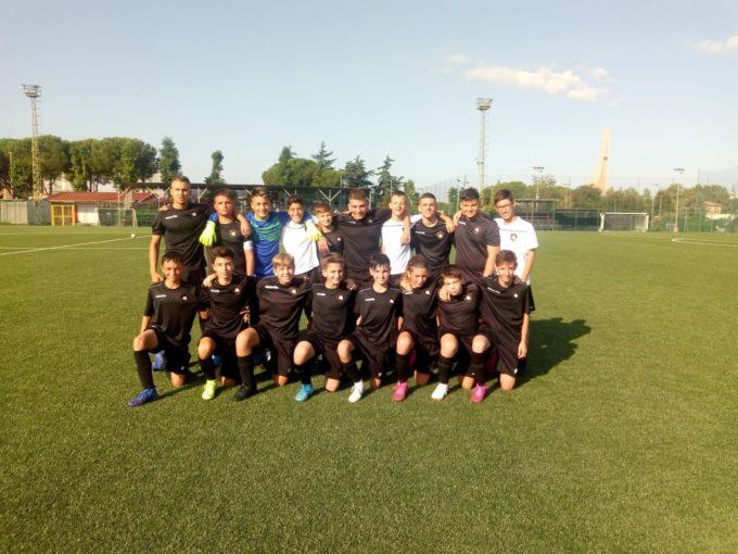 """Ssd Roma VIII (calcio, Under 15 prov.), Fusco: """"La società ci ha chiesto un campionato da vertice"""""""