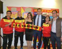 Città di Valmontone (calcio), che spettacolo la presentazione del club a Palazzo Doria Pamphilj