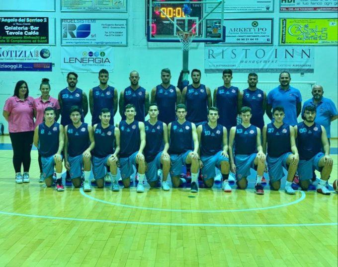 """Club Basket Frascati (C Gold/m), Pierangeli: """"Obiettivo? Dobbiamo mantenere le promesse…"""""""