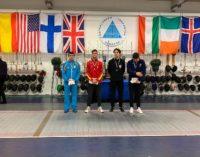 Frascati Scherma: Llavador trionfa nel torneo satellite di Copenaghen, Tangherlini seconda