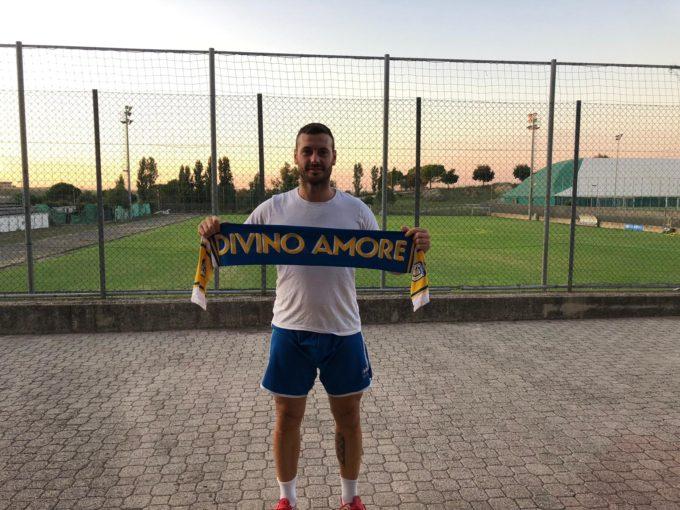 """Virtus Divino Amore (calcio, I cat.), D'Amanzo: """"Non vediamo l'ora di tornare in campo"""""""