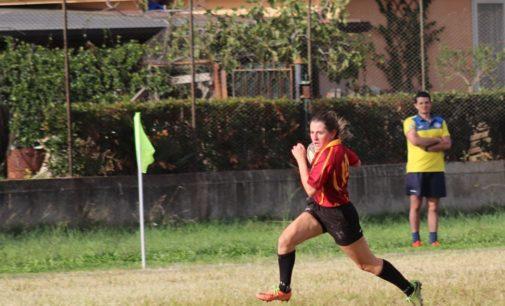 """Rugby Frascati Union 1949, la A femminile inizia col botto. Tonna: """"Felici, ma piedi per terra"""""""