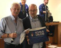 """Football Club Frascati, la Scuola calcio è ufficialmente d'Elite. Lopapa e Marcelli: """"Che orgoglio"""""""