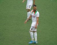 Un'arcigna Vis Artena batte il Lanusei 1 a 0 con gol di Delgado