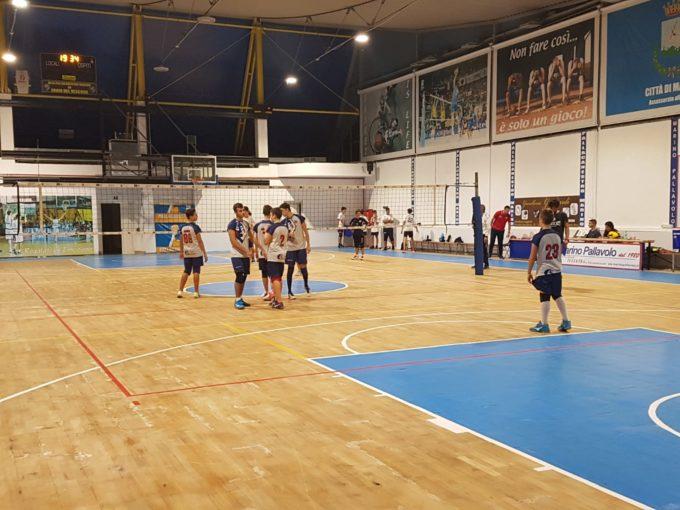 "Volley Club Frascati (Under 16/m), Micozzi: ""A Marino una bella vittoria, gruppo in crescita"""