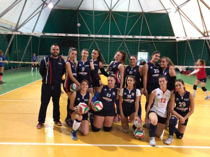 """Polisportiva Borghesiana volley (Under 18 femminile), Scatigna: """"Il gruppo è cresciuto tanto"""""""