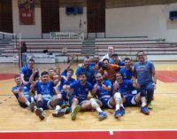 Serie C maschile di pallavolo: buon esordio della Intent Volley Zagarolo