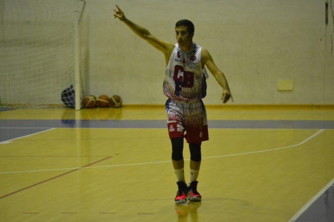"""Club Basket Frascati (C Gold/m), capitan Manuel Monetti: """"Ad Anzio una vittoria che vale doppio"""""""