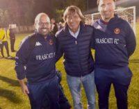 Football Club Frascati, i tecnici Martini e Tonicello… a scuola dalla Roma e da Bruno Conti