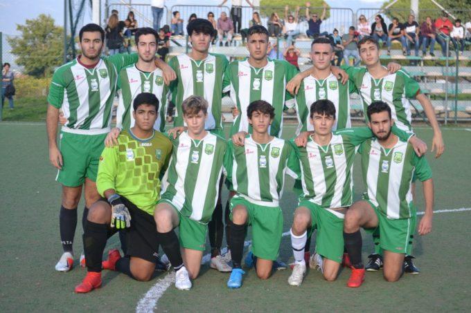 """Uln Consalvo (calcio, Under 19 prov.), Santoprete: """"Questo gruppo sta lavorando in prospettiva"""""""