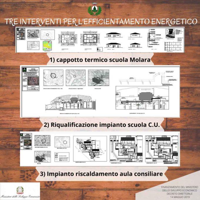 MONTE COMPATRI – EFFICIENTAMENTO ENERGETICO